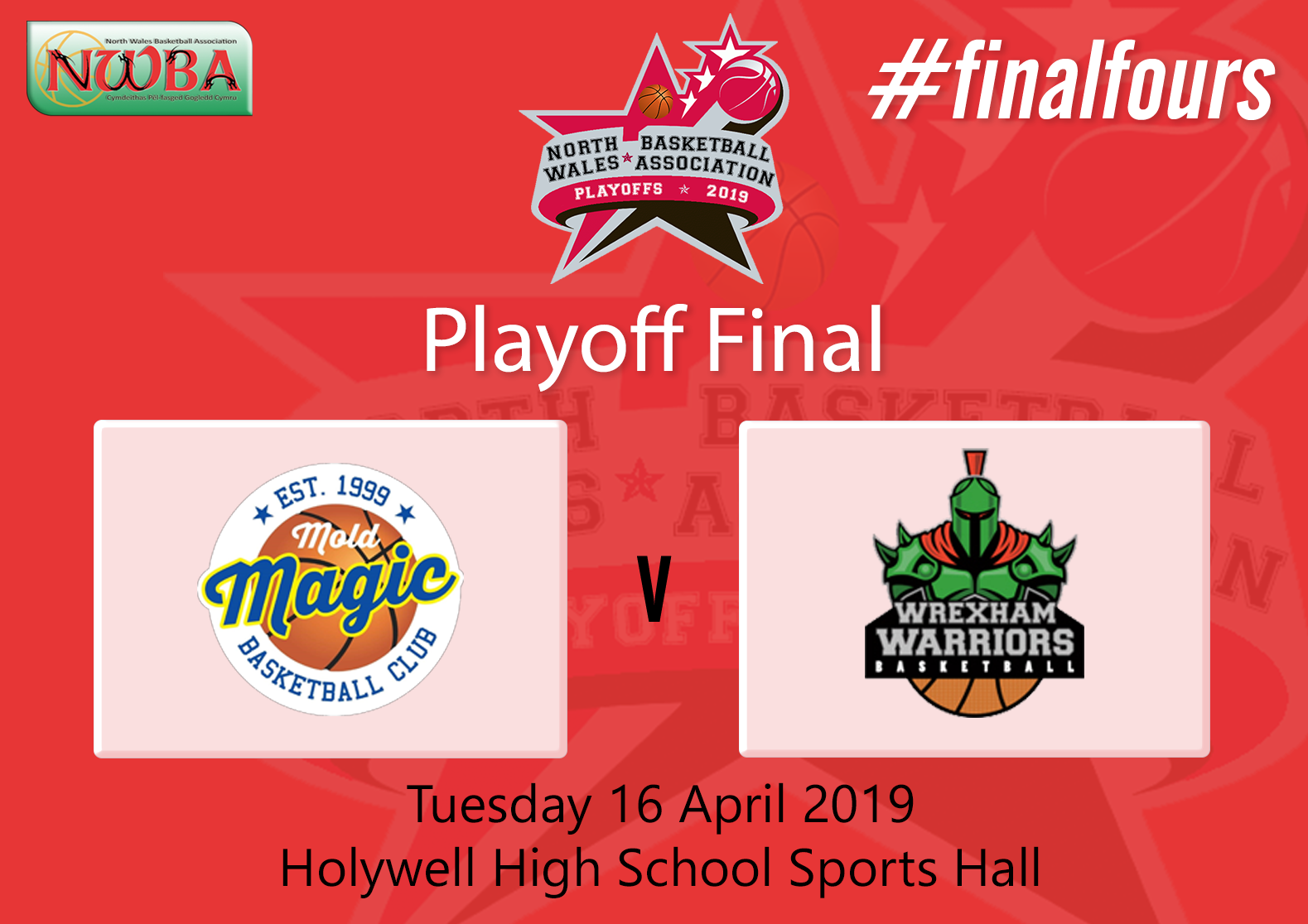 NWBA Senior Playoff Final 2019