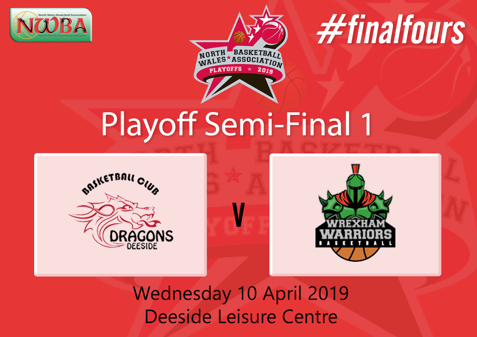 NWBA Senior Playoff Semi Final 2019 1