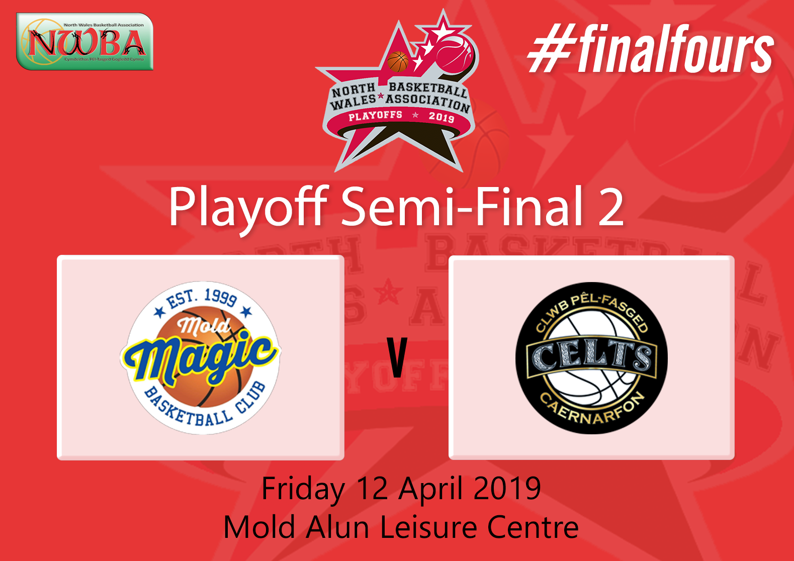 NWBA Senior Playoff Semi Final 2019 - 2