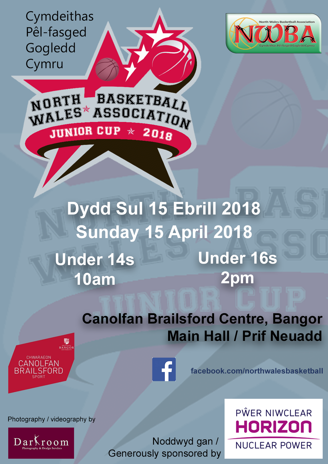 Junior cup poster