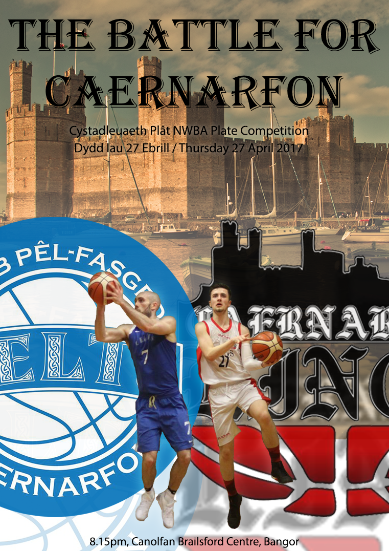 The Battle for Caernarfon