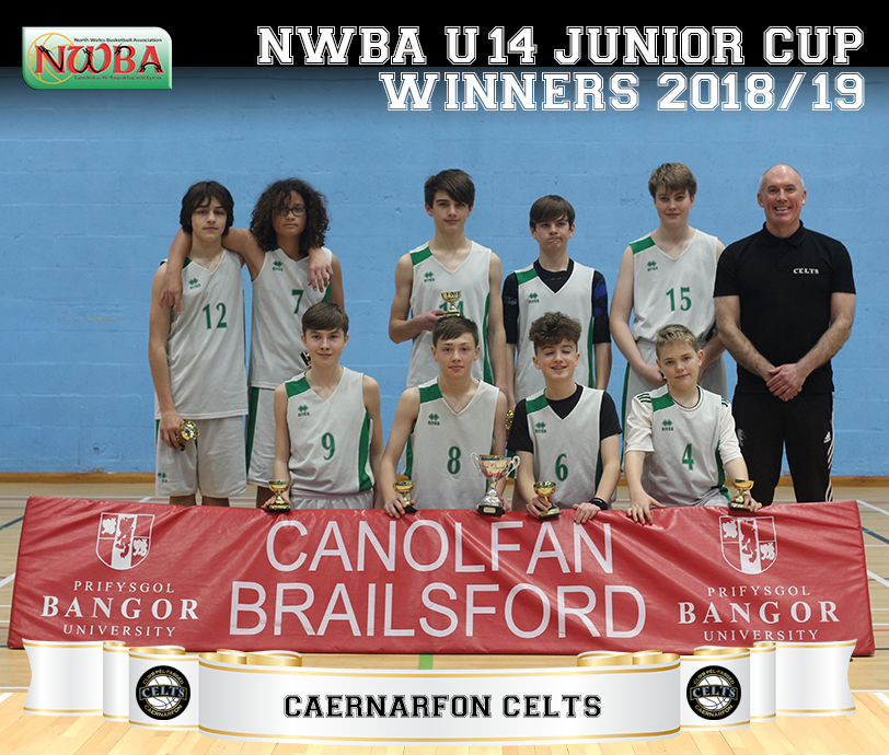 2019 junior cup u14 winners