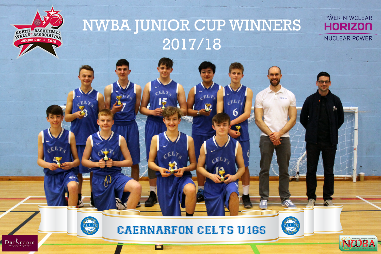 NWBA Junior Cup 2018 - U16s Winners